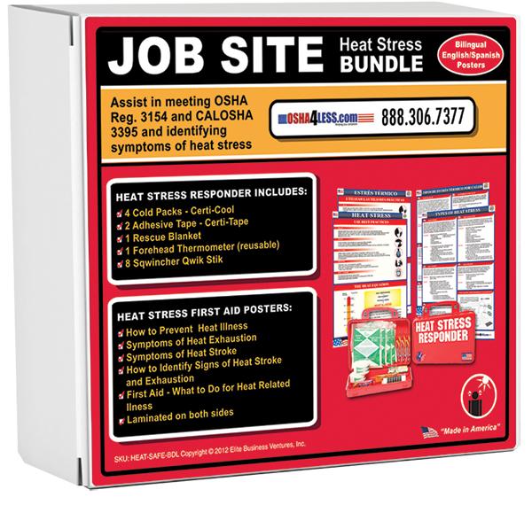 Heat Stress Compliance Solutions