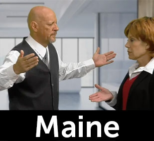 Maine Sexual Harassment Training